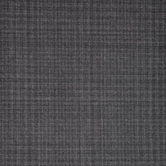 Stretch Suiting Plaid Grey SY - Sold Out - Style Maker Fabrics