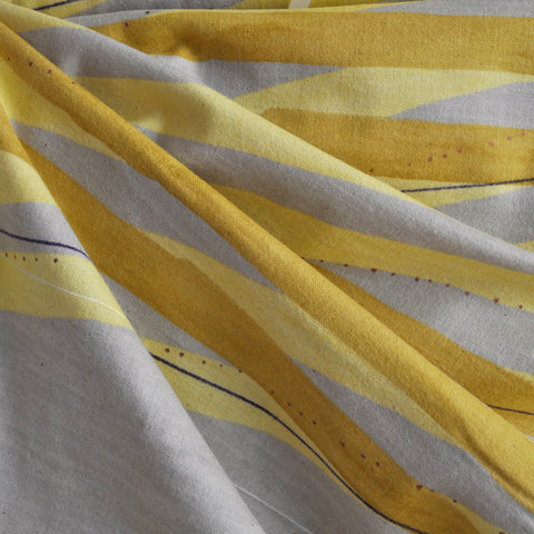 Brushed Cotton Freeway Yellow