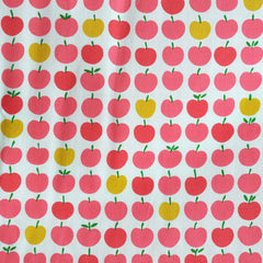 London Calling Lawn Apples Coral/Pink - Sold Out - Style Maker Fabrics
