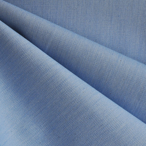 Stretch Denim Cornflower Blue