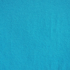 Jersey Knit Solid Turquoise - Sold Out - Style Maker Fabrics