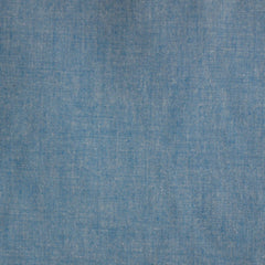 Japanese Selvedge Tencel Shirting Blue - Sold Out - Style Maker Fabrics