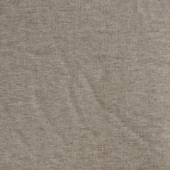 French Terry Solid Heather Oatmeal - Sold Out - Style Maker Fabrics