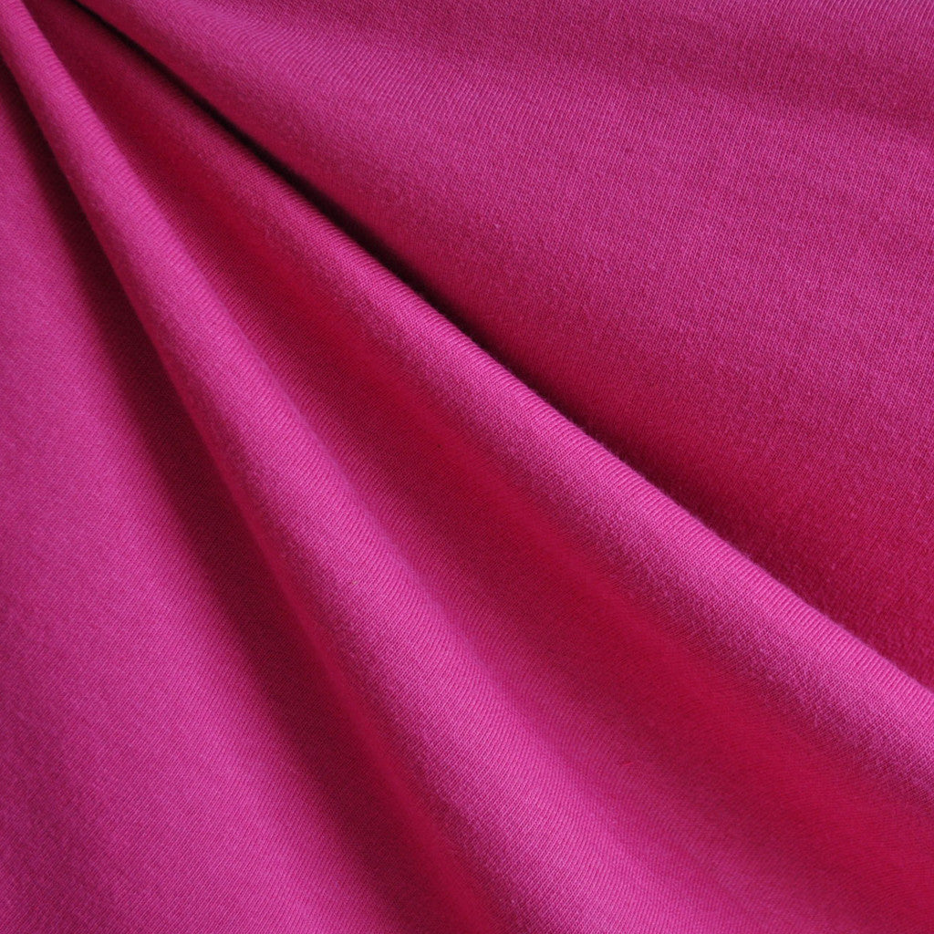 French Terry Solid Pink - Sold Out - Style Maker Fabrics