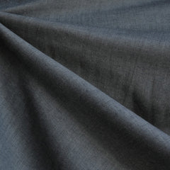 Double Gauze Chambray Black SY - Sold Out - Style Maker Fabrics