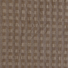 Woven Shirting Plaid Texture Taupe - Fabric - Style Maker Fabrics
