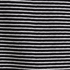 Double Face Jersey Knit Stripe/Dot - Sold Out - Style Maker Fabrics