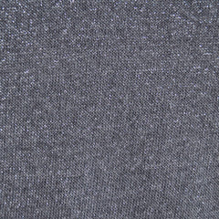 Metallic Sweater Knit Solid Grey SY - Sold Out - Style Maker Fabrics