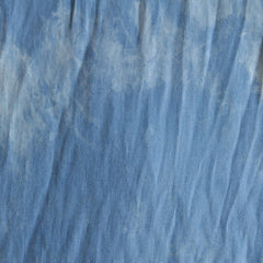 Distressed Hand Dyed Chambray Blue - Fabric - Style Maker Fabrics