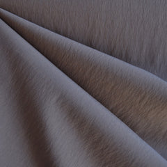 Fine Twill Nylon Blend Taupe - Sold Out - Style Maker Fabrics