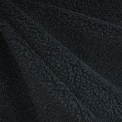 Plush Faux Shearling Black - Sold Out - Style Maker Fabrics