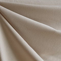 Rayon Crepe Solid Latte SY - Sold Out - Style Maker Fabrics