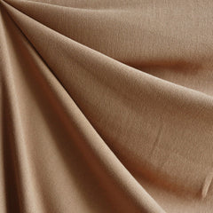 Rayon Crepe Solid Caramel - Sold Out - Style Maker Fabrics