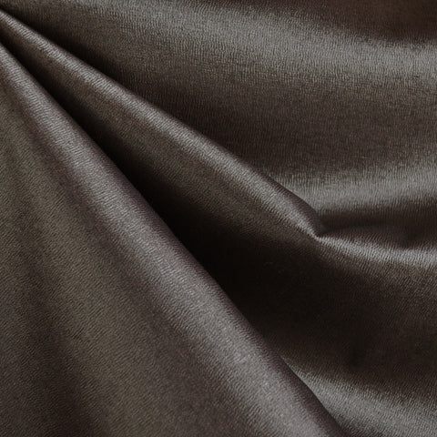 Metallic Stretch Woven Crepe Suiting Taupe