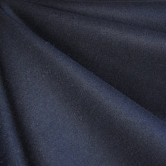 Melton Wool Solid Navy SY - Sold Out - Style Maker Fabrics