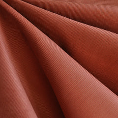 Small Wale Corduroy Rust SY - Sold Out - Style Maker Fabrics