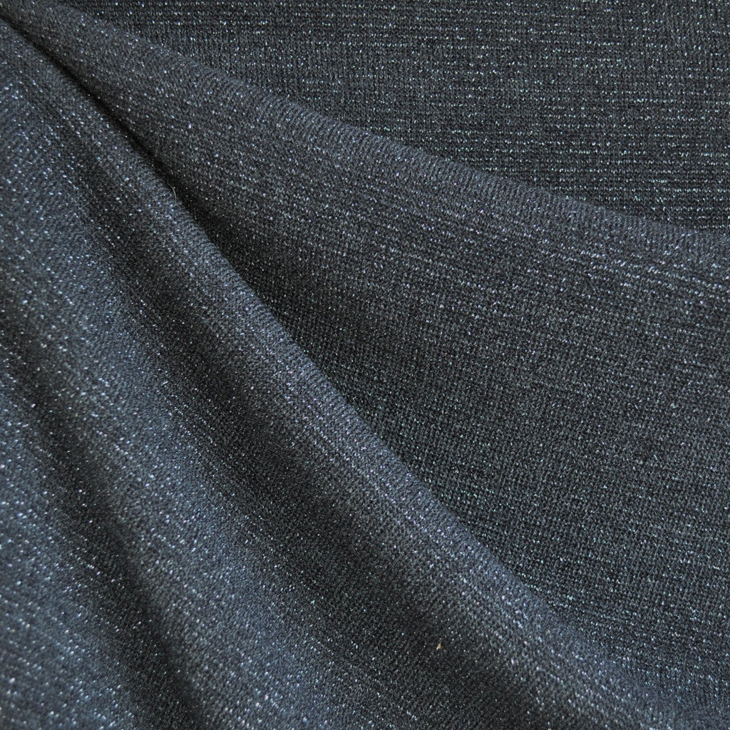 Textured Sweater Knit Slate/Silver - Fabric - Style Maker Fabrics