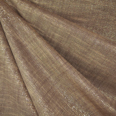 Manchester Metallic Shirting Bronze - Sold Out - Style Maker Fabrics