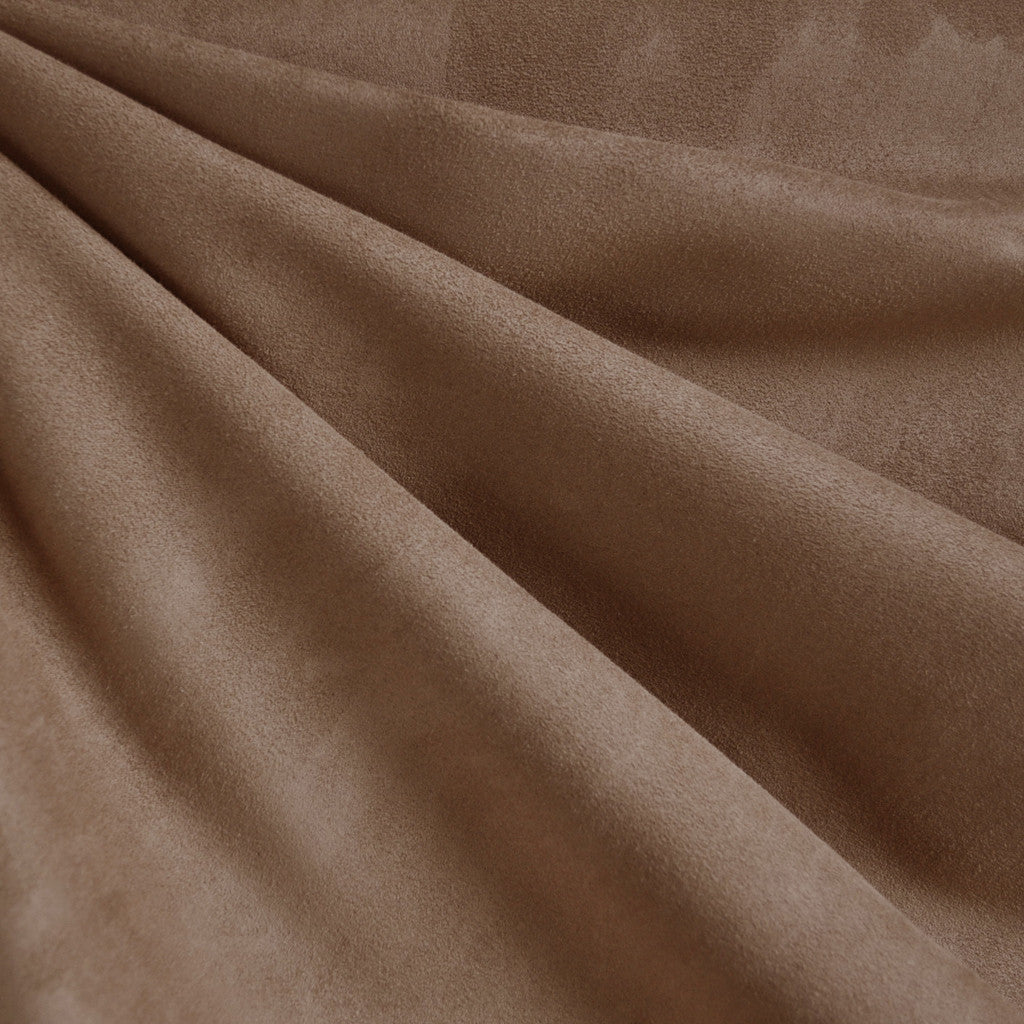 Soft Suede Shirting Taupe - Fabric - Style Maker Fabrics