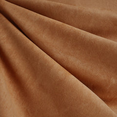 Soft Suede Shirting Chestnut - Fabric - Style Maker Fabrics