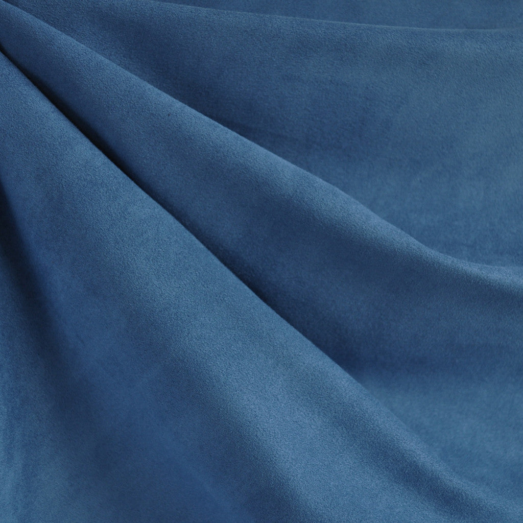 Soft Suede Shirting Steel - Fabric - Style Maker Fabrics