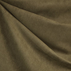 Soft Suede Shirting Olive SY - Sold Out - Style Maker Fabrics