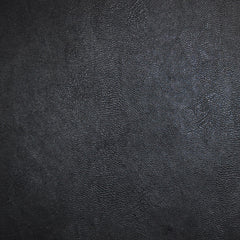 Classic Faux Leather Black - Fabric - Style Maker Fabrics