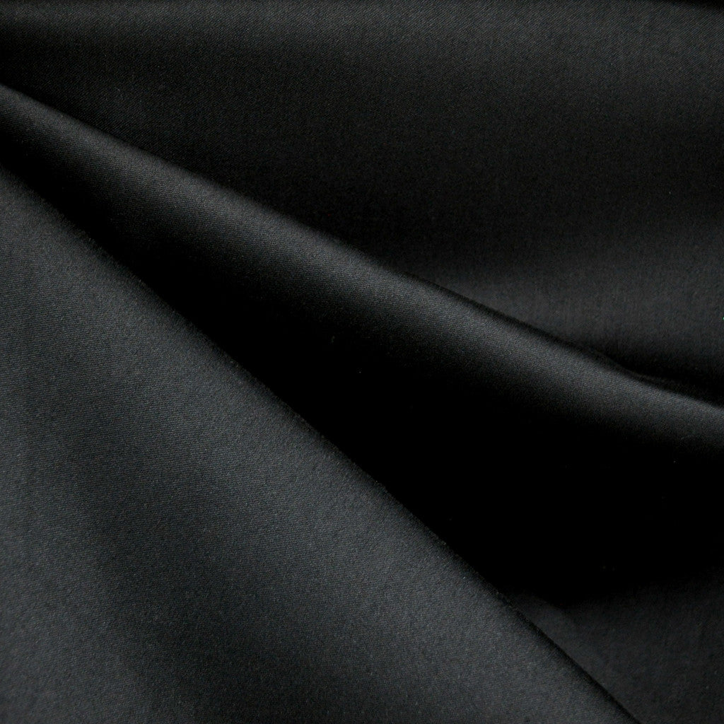 Classic Stretch Denim Black - Fabric - Style Maker Fabrics