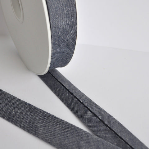 Chambray Bias Tape