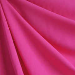 Solid Rayon Challis Fuchsia - Sold Out - Style Maker Fabrics