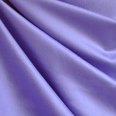 Cotton Sateen Shirting Solid Iris - Sold Out - Style Maker Fabrics