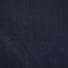 Textured Linen Solid Navy - Sold Out - Style Maker Fabrics