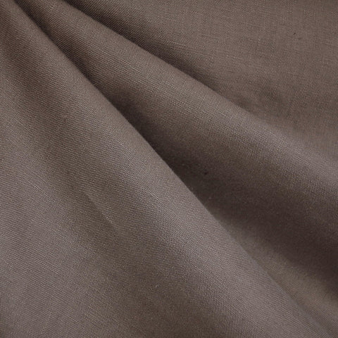 Textured Linen Solid Taupe