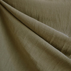 Soft Rayon Twill Olive Solid - Sold Out - Style Maker Fabrics