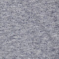 French Terry Solid Heather Blue - Sold Out - Style Maker Fabrics