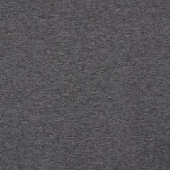 French Terry Solid Charcoal Heather - Selvage Yard - Style Maker Fabrics
