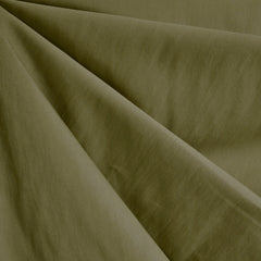 Soft Nylon Woven Coating Olive SY - Sold Out - Style Maker Fabrics