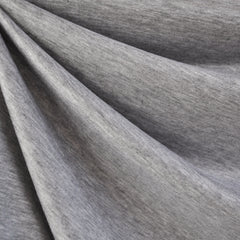 Modal Jersey Knit Solid Heather Grey - Sold Out - Style Maker Fabrics