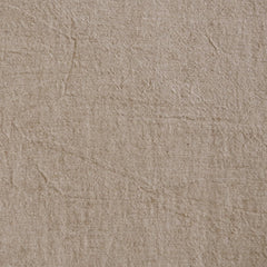 Washed Crinkle Linen Blend Natural SY - Sold Out - Style Maker Fabrics