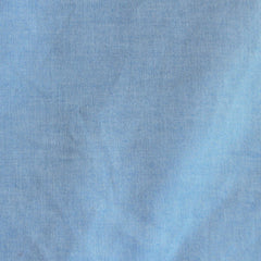 Oxford Shirting Solid Sky Blue - Sold Out - Style Maker Fabrics
