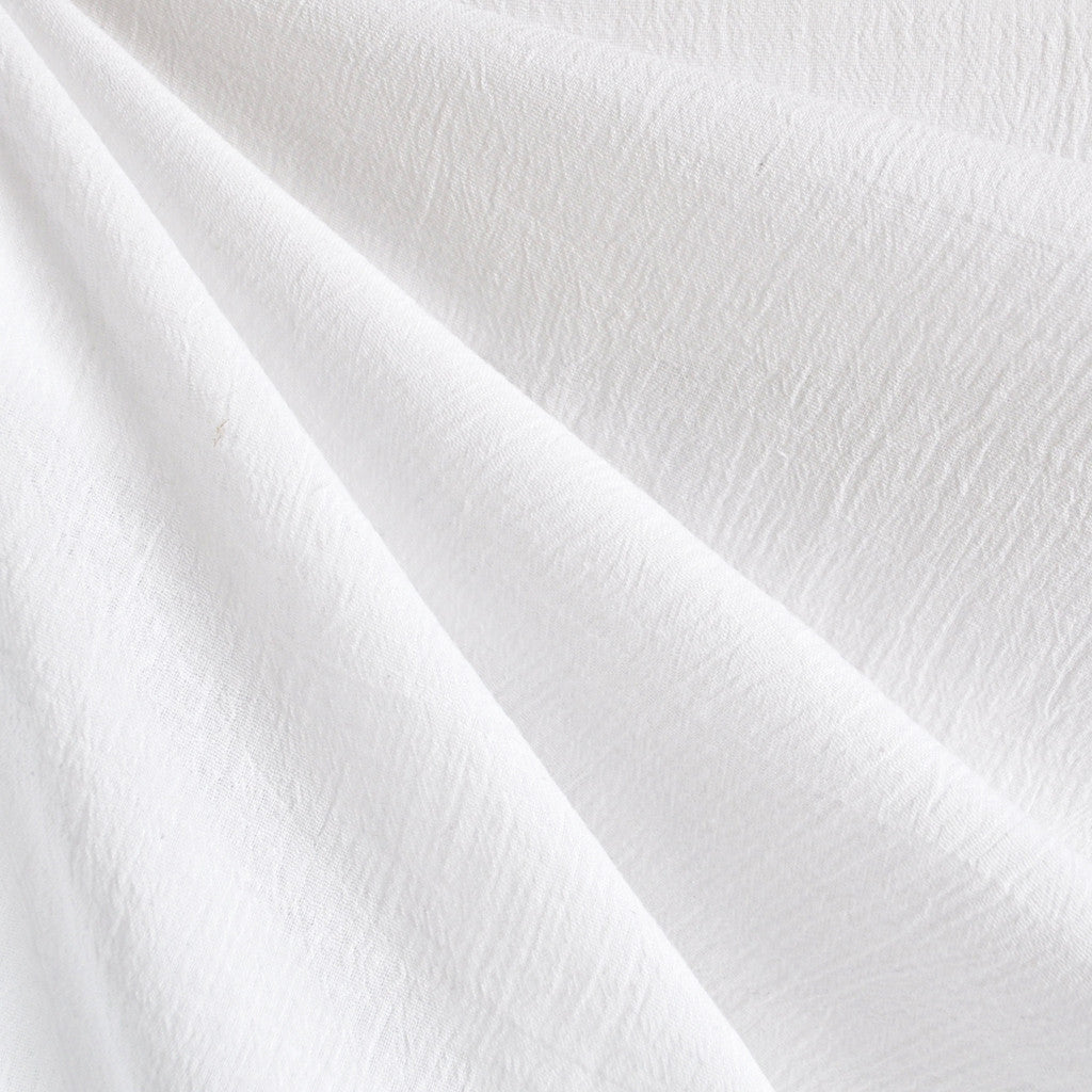 Soft Gauze Solid White - Sold Out - Style Maker Fabrics