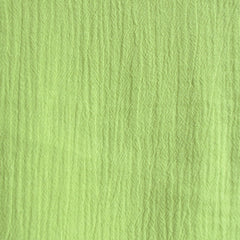 Bubble Gauze Solid Citron - Fabric - Style Maker Fabrics