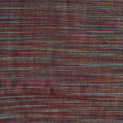 Variegated Stripe Shirting Cranberry - Sold Out - Style Maker Fabrics