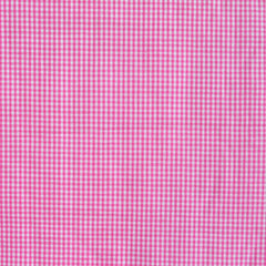 Mini Gingham Shirting Pink/White - Fabric - Style Maker Fabrics