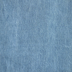Washed Bleached Selvage Light Blue - Selvage Yard - Style Maker Fabrics