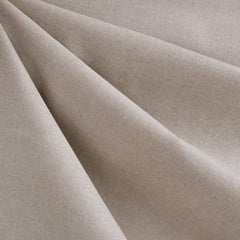 Linen Blend Canvas Solid Natural - Fabric - Style Maker Fabrics