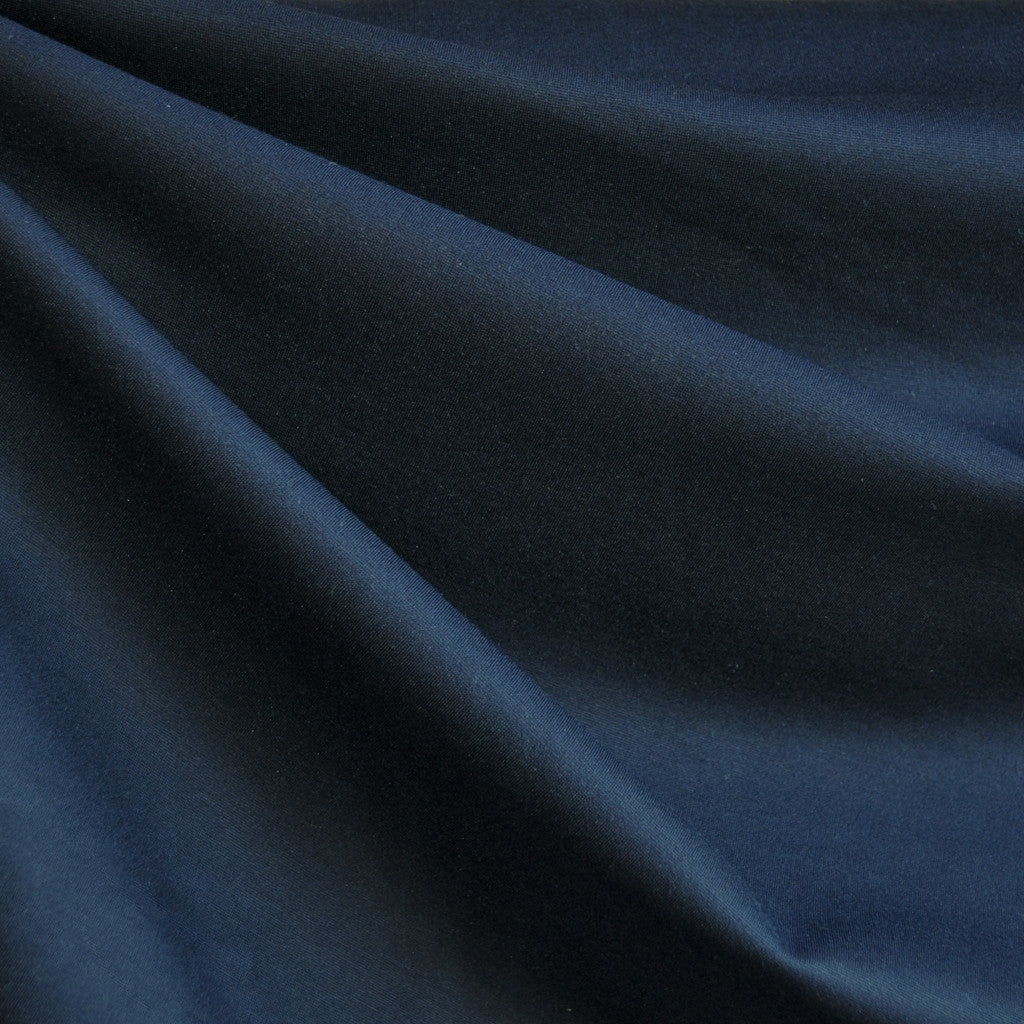 Arietta Ponte de Roma Solid Navy SY - Sold Out - Style Maker Fabrics