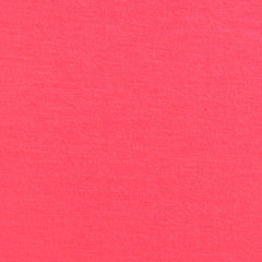 Modal Jersey Knit Solid Flamingo - Fabric - Style Maker Fabrics