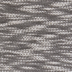 Reversible Textured Double Knit Charcoal/Cream - Fabric - Style Maker Fabrics