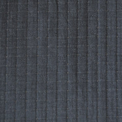 Woven Shirting Dobby Stripe Espresso - Sold Out - Style Maker Fabrics